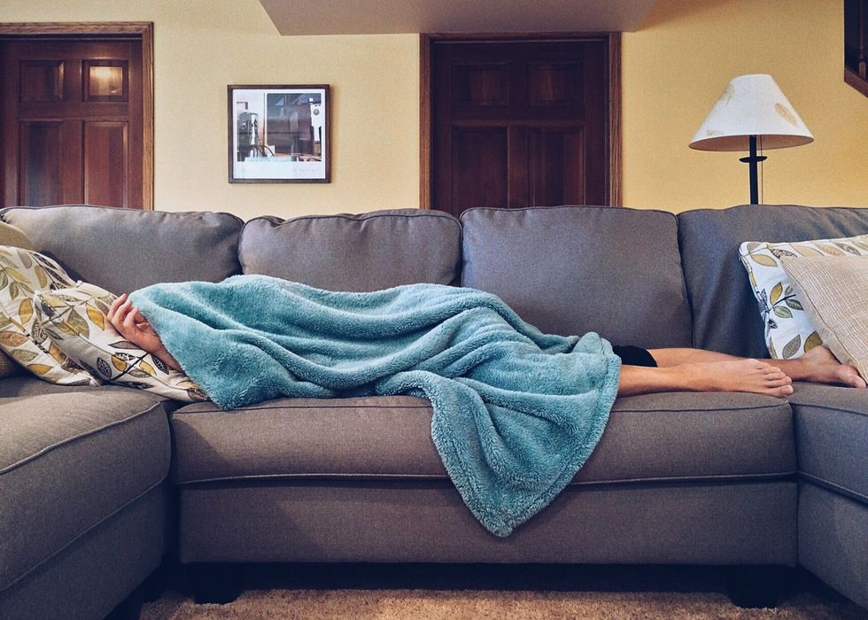 20 Thoughts You Have When You're Sick