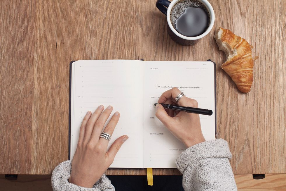 6 Benefits Of Using A Bullet Journal