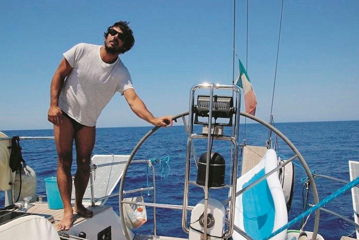 L'Ong di Casarini imbarca il rampollo di Tria: «È uno dei nostri»