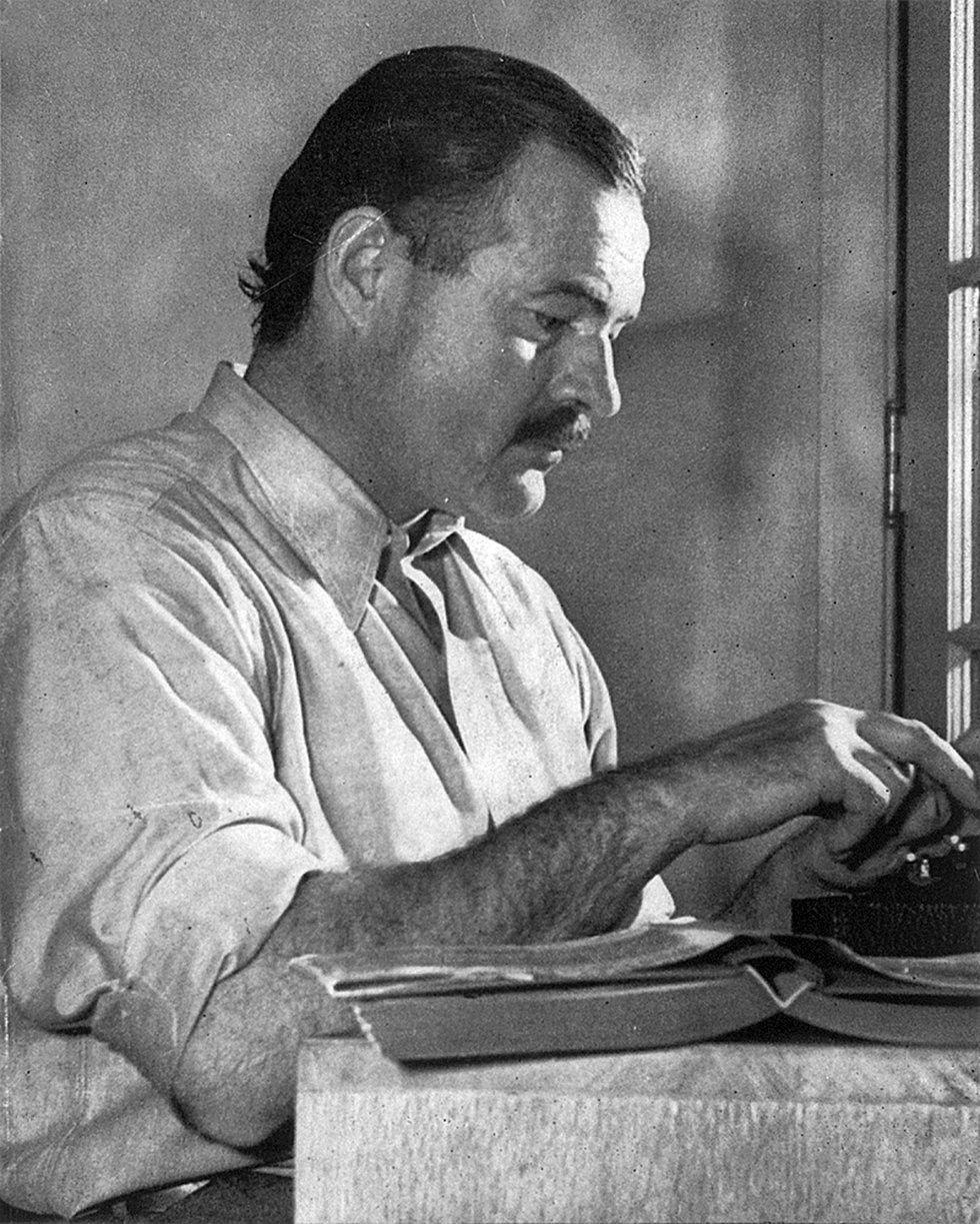 Why I Love Ernest Hemingway