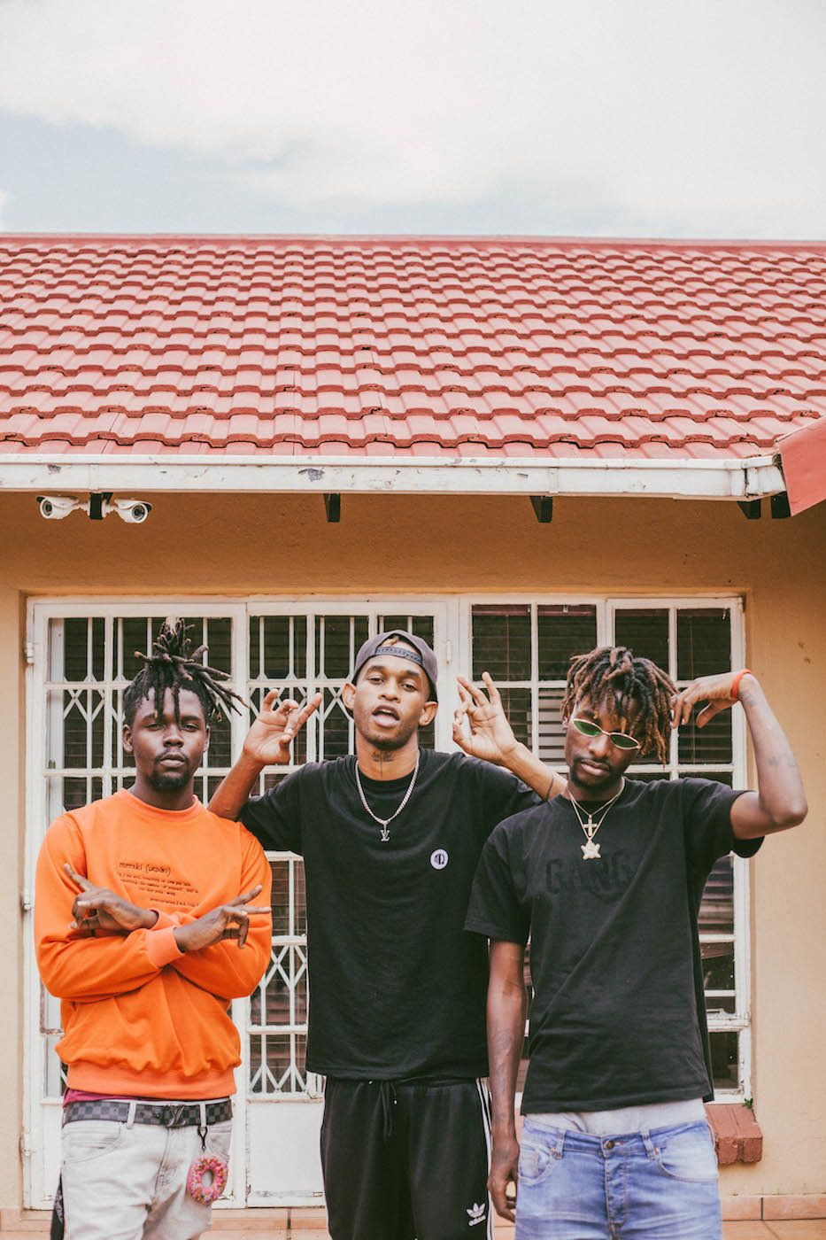 Meet the 3 New Members of the African Trap Movement (ATM