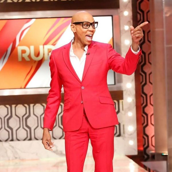 Your First Look at RuPaul's Comeback Talk Show