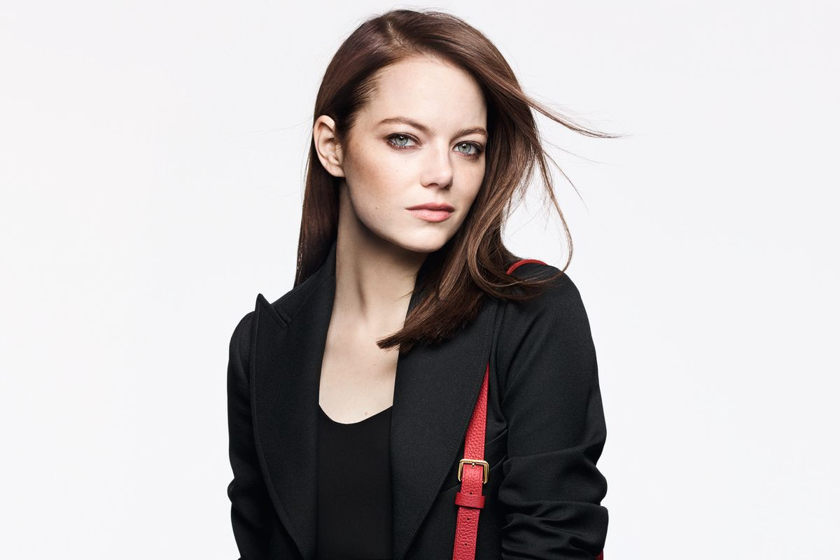 Emma Stone Fronts Louis Vuitton 'New Classics' Campaign