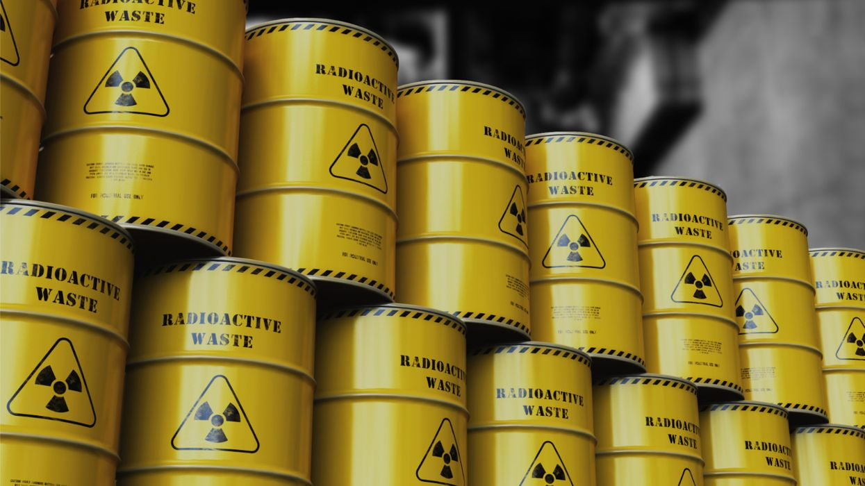 "Lasers could cut lifespan of nuclear waste from ""a million years to 30 minutes,"" says Nobel laureate"