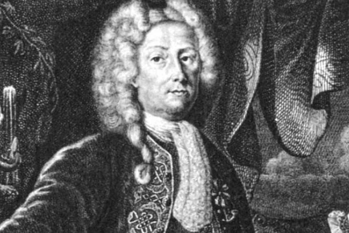 Il conte ossessionato dalla morte lasciò un ospedale gioiello in Boemia
