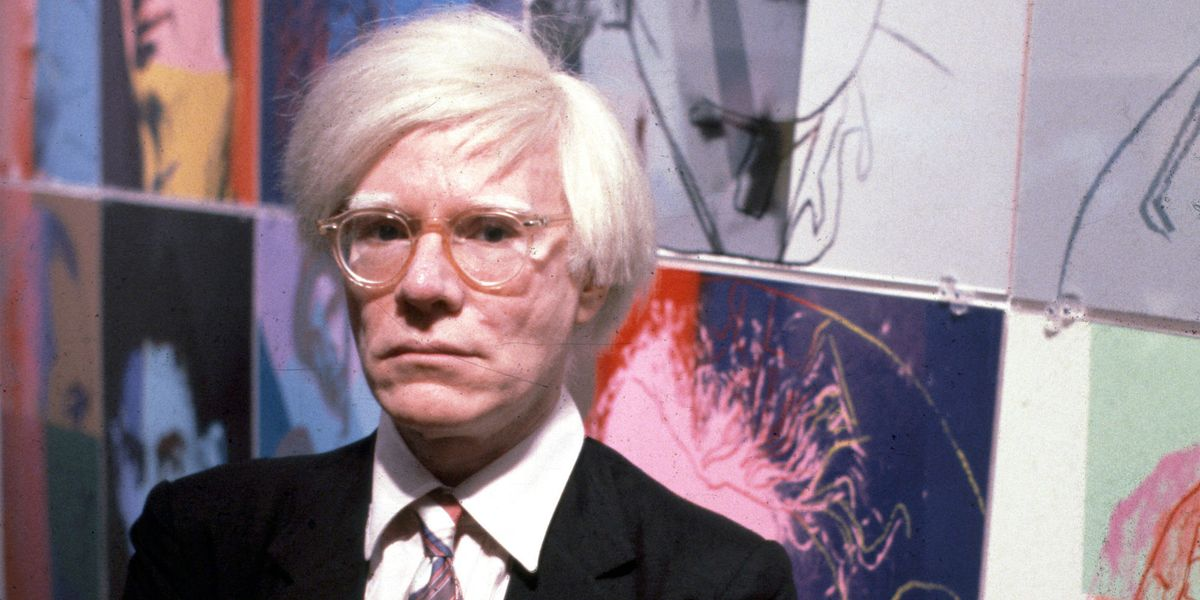 Andy Warhol Is Back on Instagram