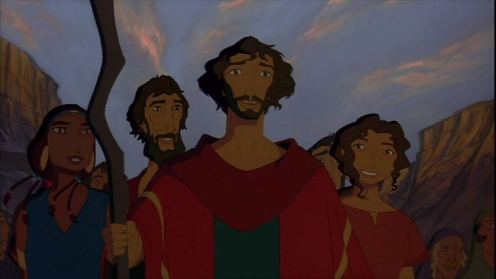 I Watched The Prince Of Egypt Every Night Of Passover, And Here Are My Final Thoughts