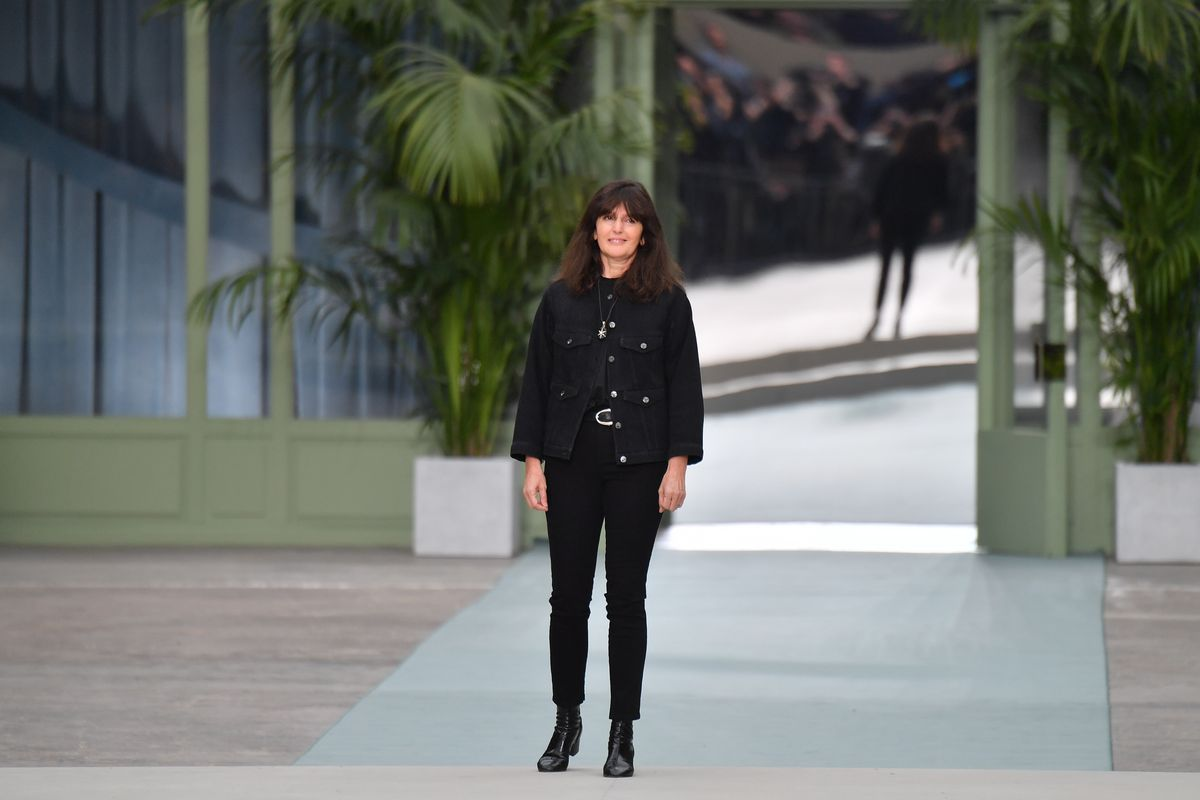 Virginie Viard Made Her Post-Lagerfeld Debut for Chanel