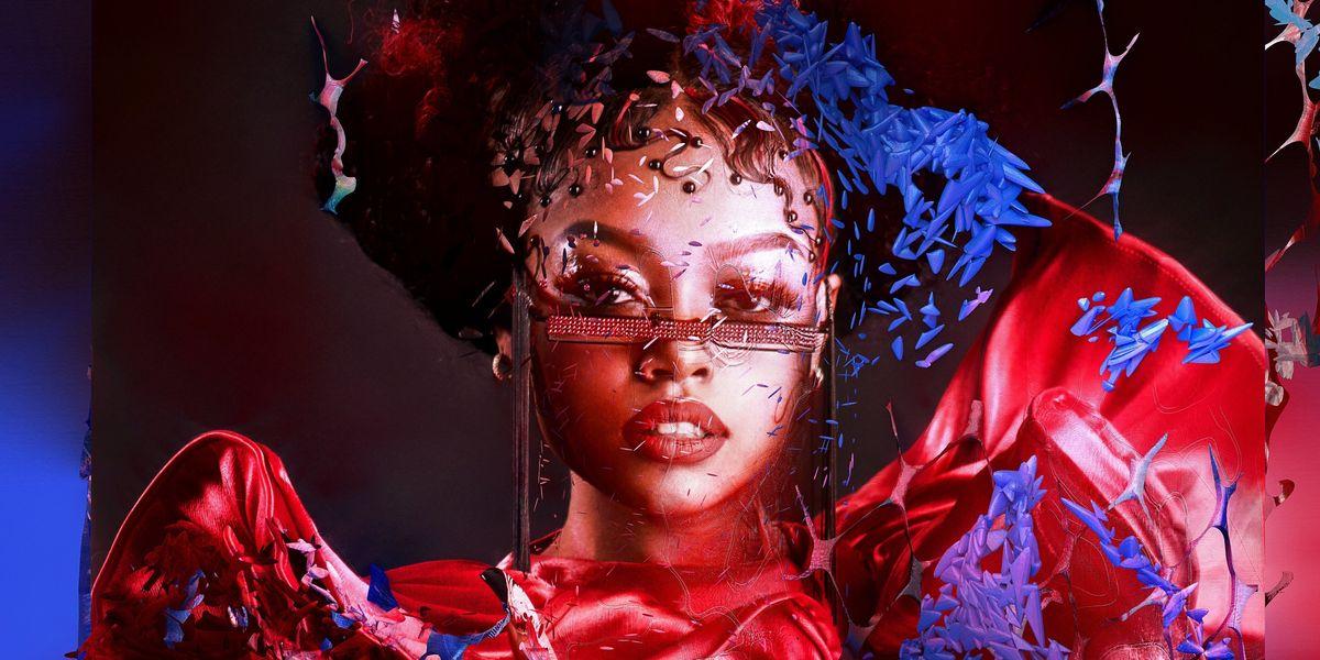 Maliibu Miitch Is a Cyber Princess for Designer Kaimin
