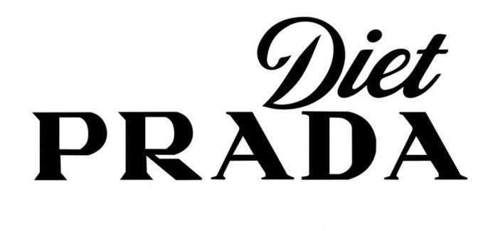 diet prada industria moda logo