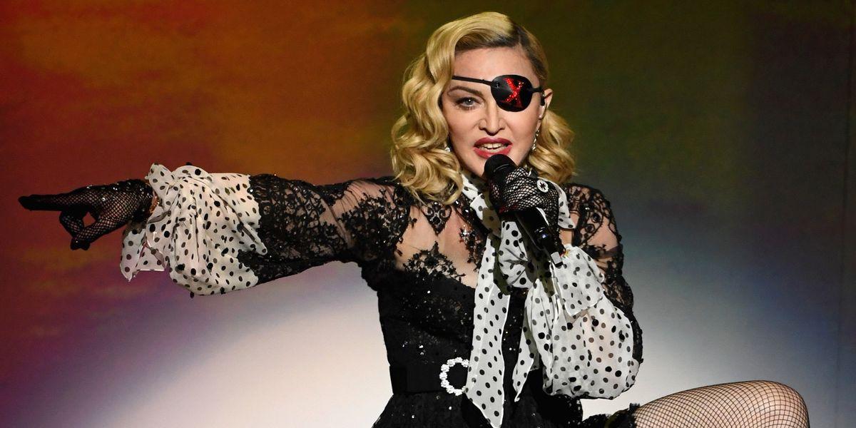 Madonna's New Song Samples Parkland Survivor Emma Gonzalez