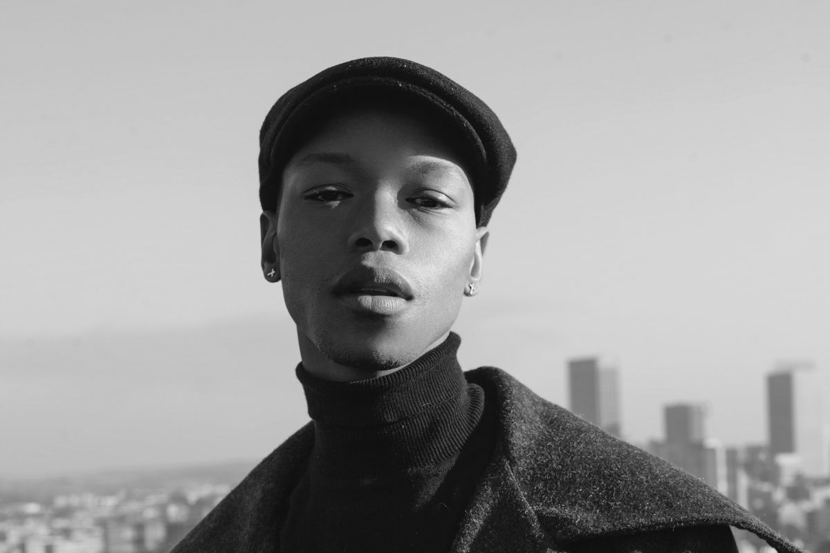 Nakhane Makes His Theater Debut (Sort Of)