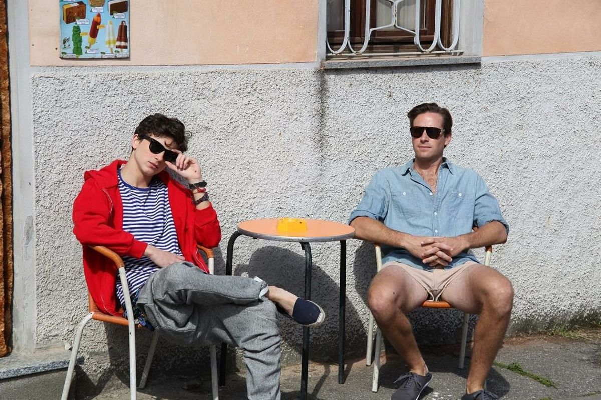 A 'Call Me By Your Name' Sequel Is Coming
