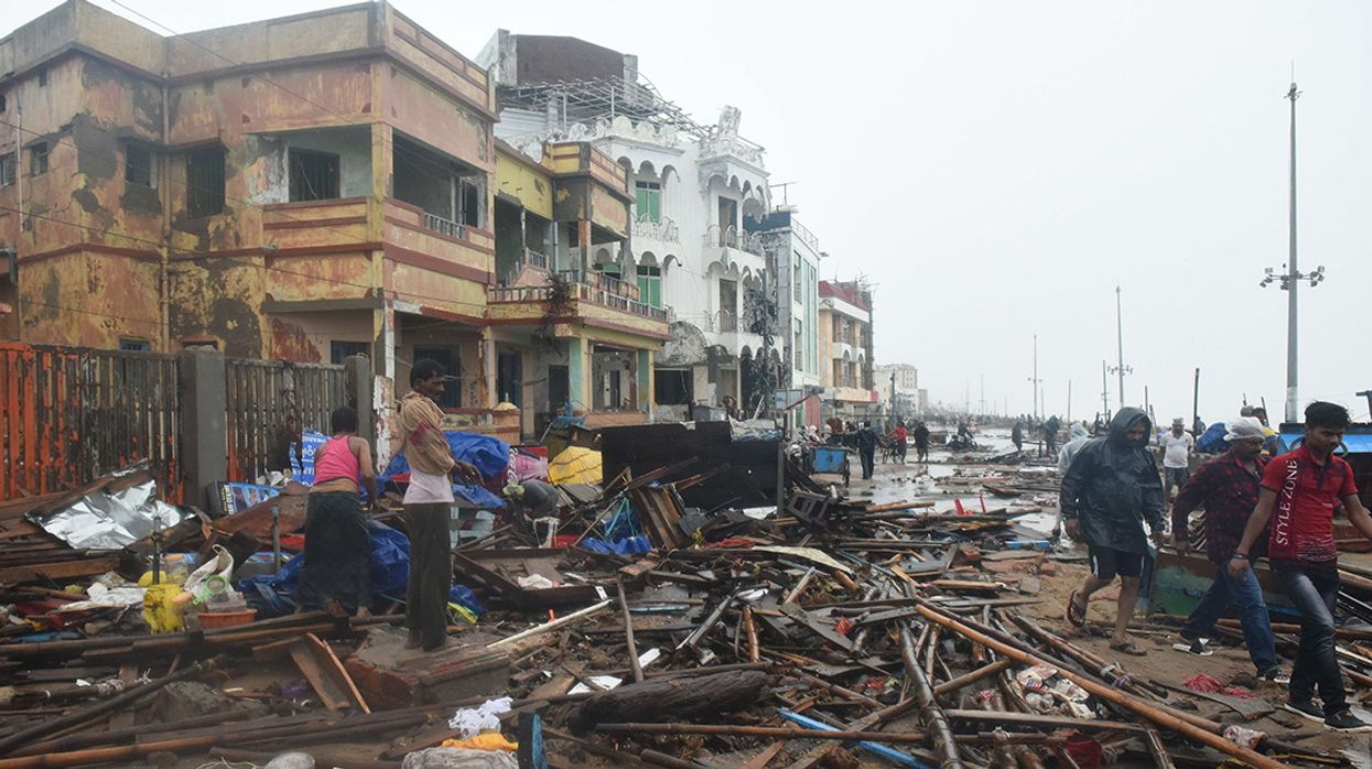 Cyclone Fani Kills at Least 38, Leaves Hundreds of Thousands Homeless in India and Bangladesh