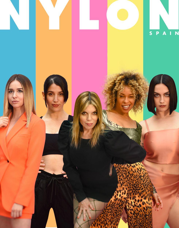 generacion nylon spain portada mayo Spice logo