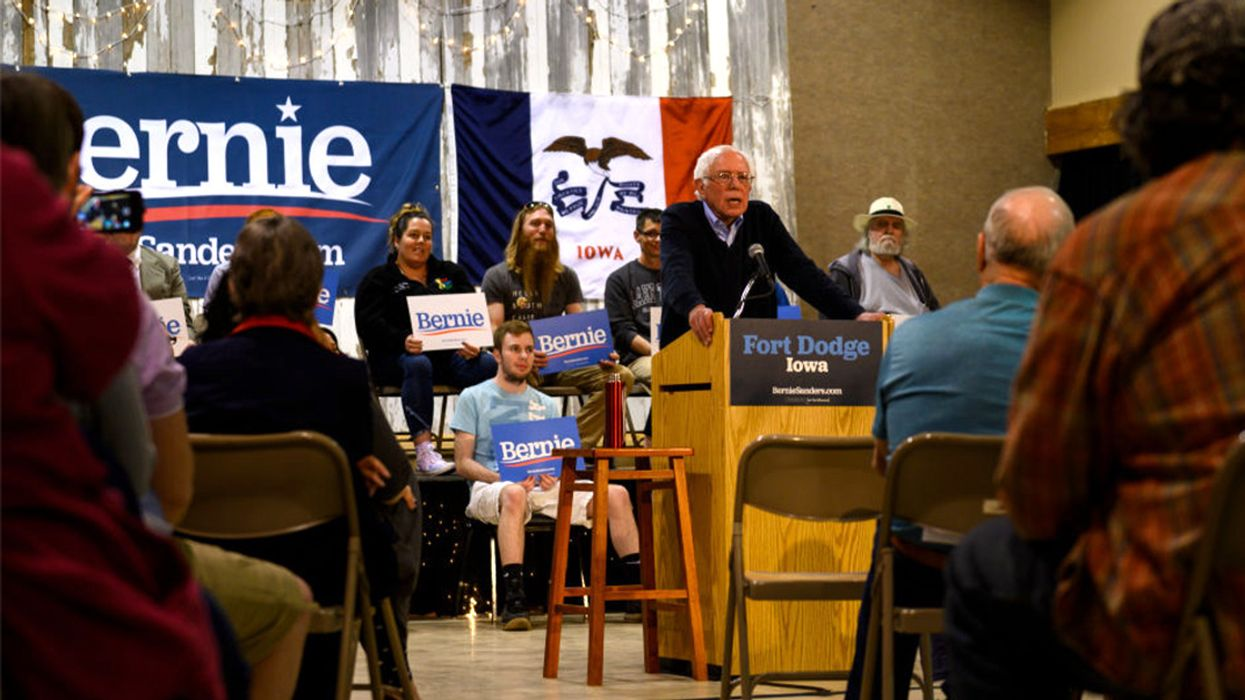 Sanders Proposes Major Changes to Food Production System