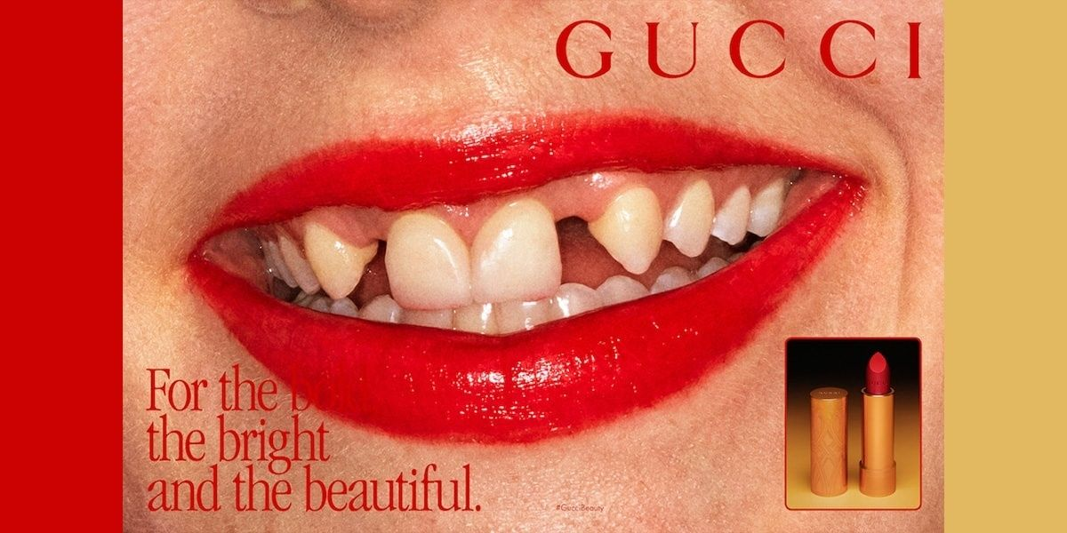 I'm Replacing All Of My Makeup With Gucci Beauty's Epic New Lipstick Collection