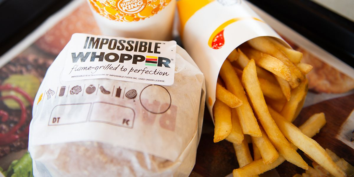 Burger King S Impossible Whopper Has No Beef Does This Make It