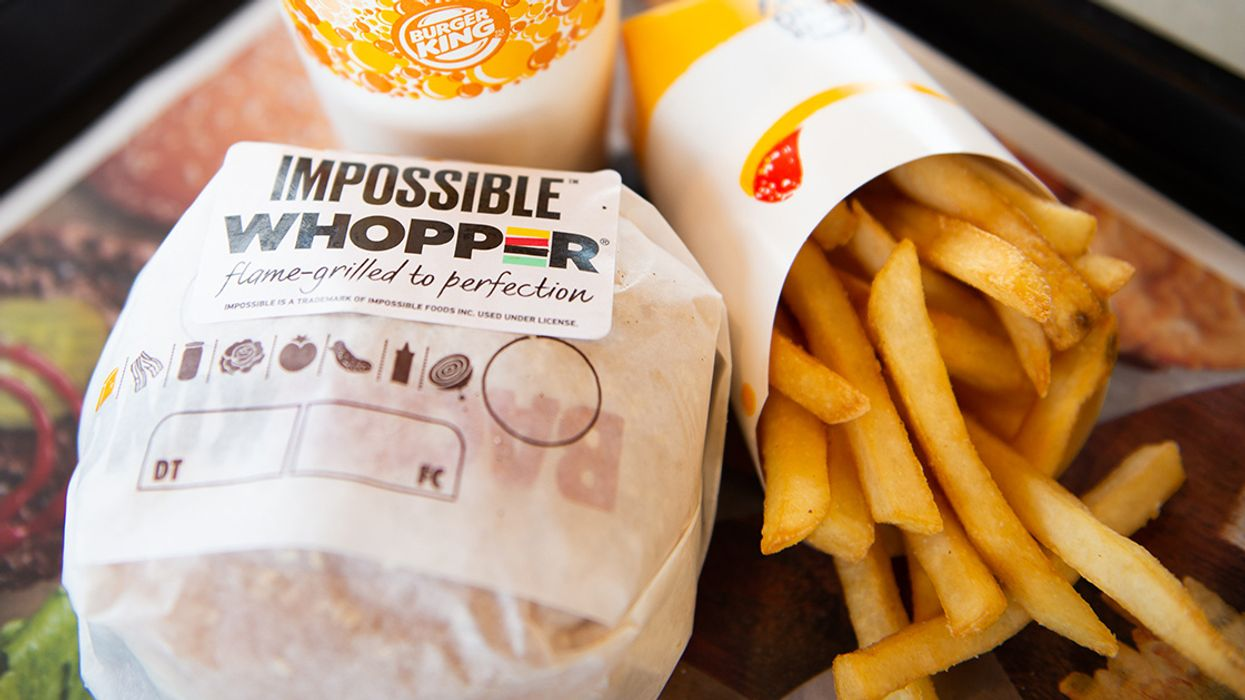 Burger King's 'Impossible' Whopper Has No Beef — Does This Make It Healthy?