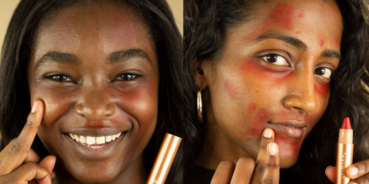 This Brand Launched A Multiuse Makeup Product That Actually Works On Every Skin Tone