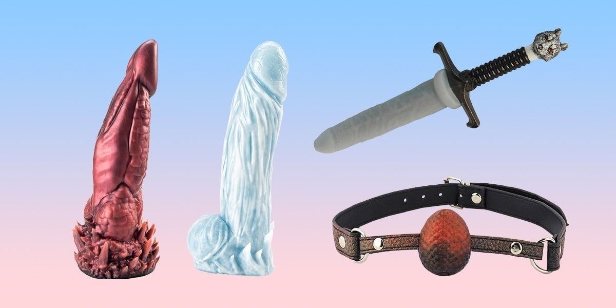 """'Game Of Thrones' Sex Toys Promise To Make You """"Moan"""""""