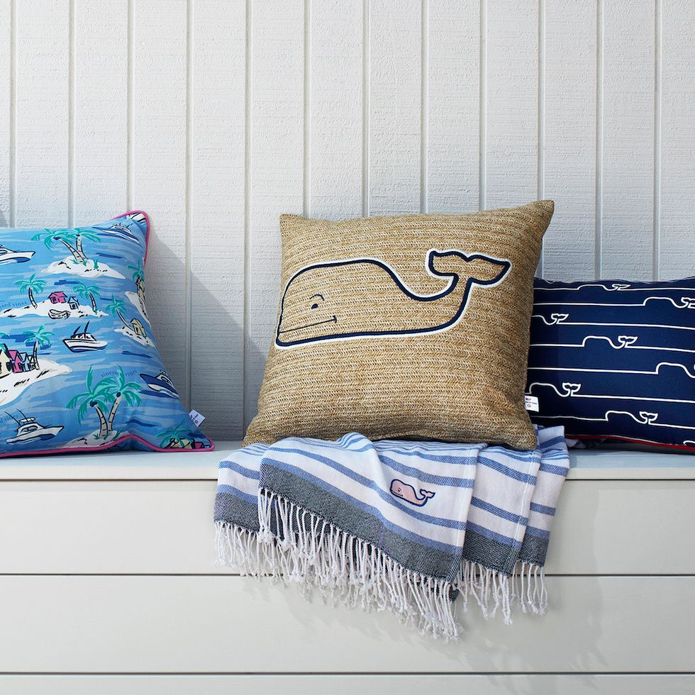 Vineyard Vines for Target Throw Blankets & Pillows