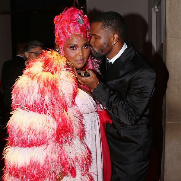 Frank Ocean and Lizzo Found Each Other at the Met Gala