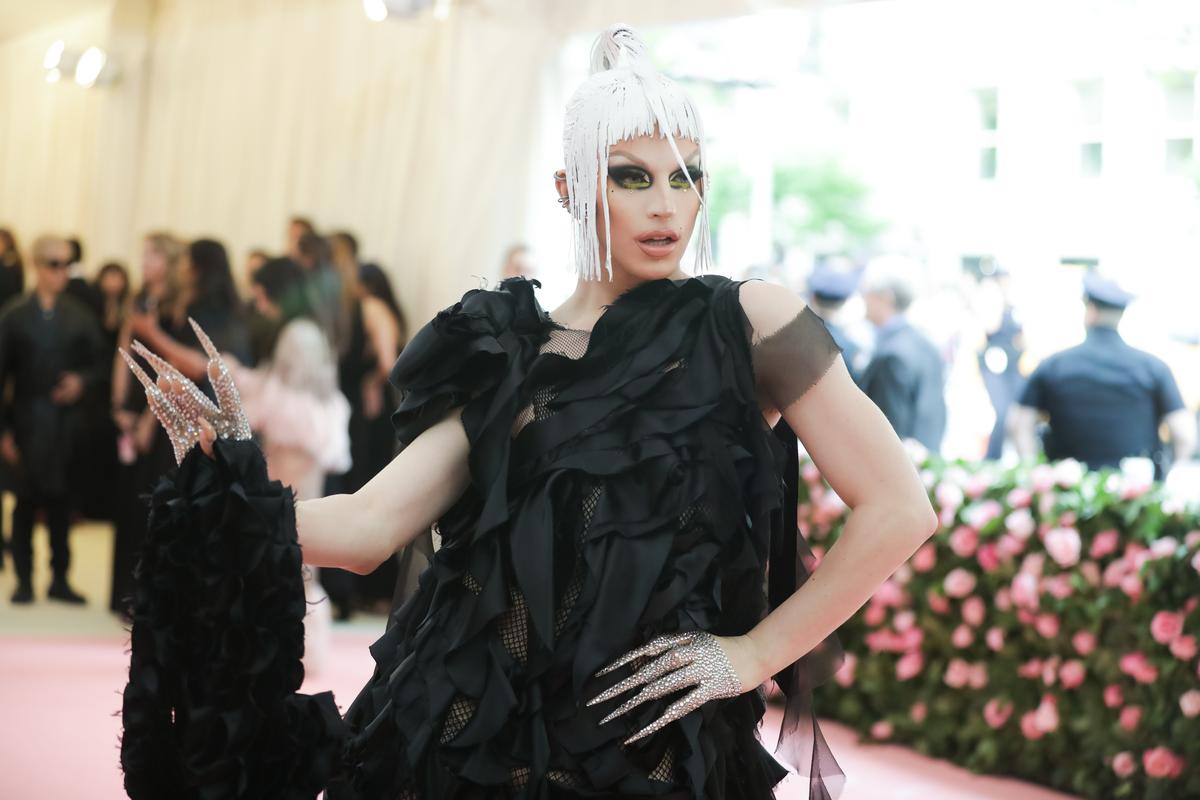 The First: Aquaria Takes the Met Gala