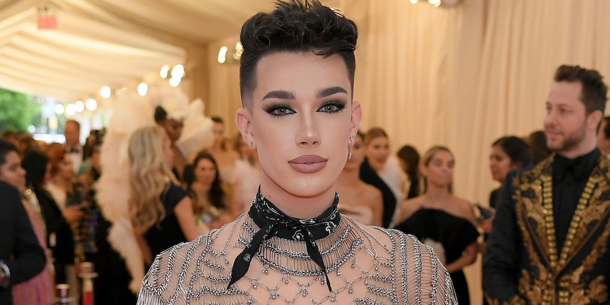 James Charles Seems To Think Influencers Are Marginalized
