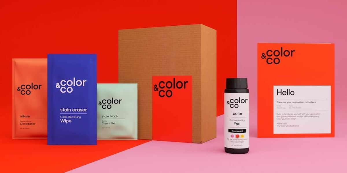 This New Brand Takes The Guesswork Out Of At-Home Hair Color