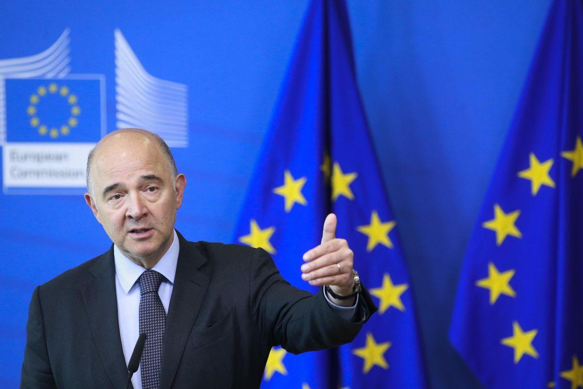 L'Ue taglia le stime italiane a +0,1%