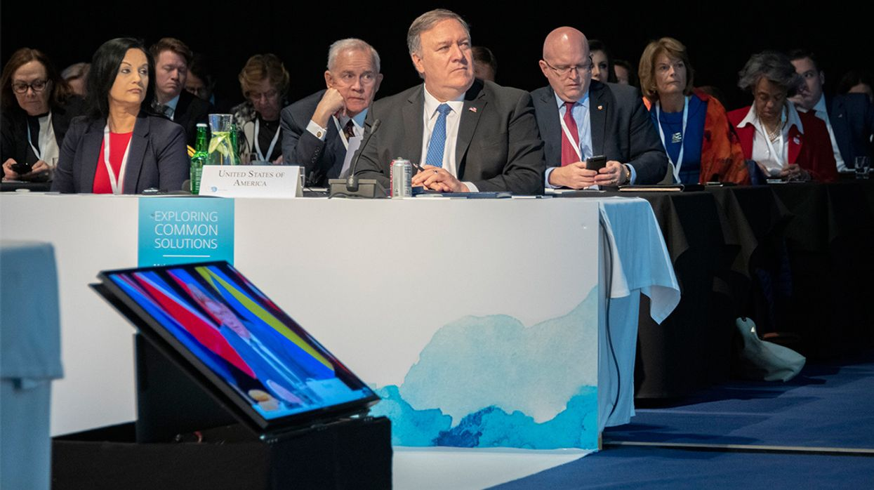 U.S. Dismisses Climate Change at Arctic Council Summit: Pompeo Says Melting Sea Ice Brings 'New Opportunities for Trade'