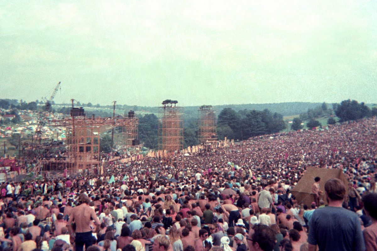 Woodstock 50 Sounds Like a Hot Mess