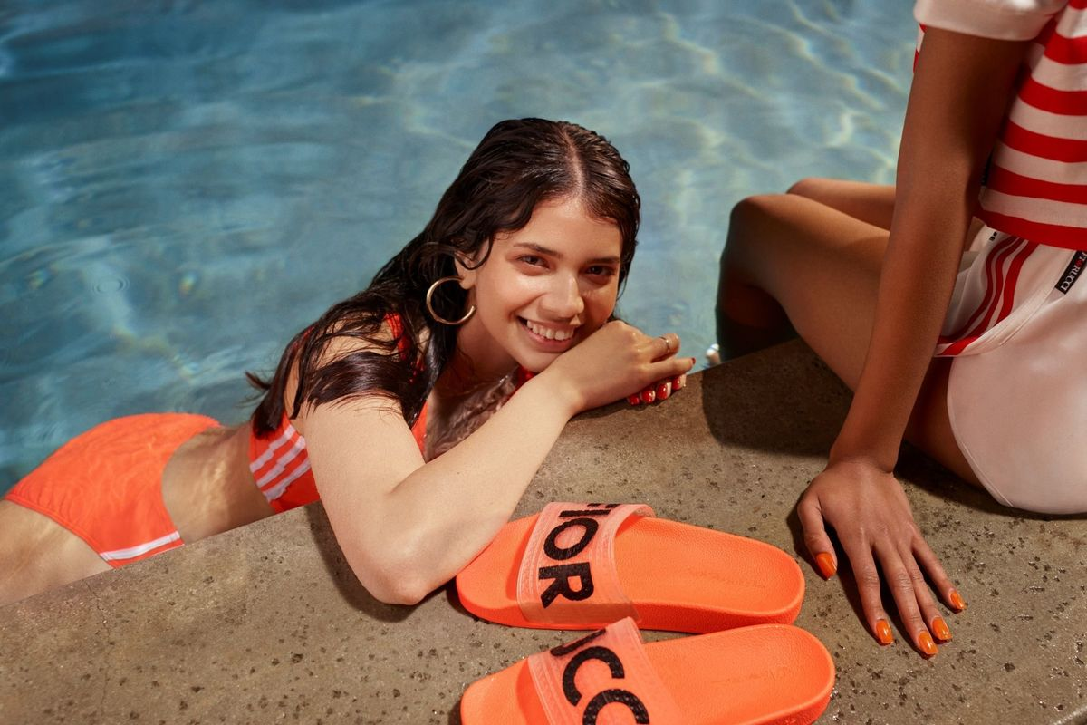 Adidas and Fiorucci Invite You on an Endless Summer Getaway