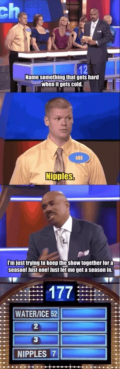 Family Feud Questions That Make You Scratch Your Head