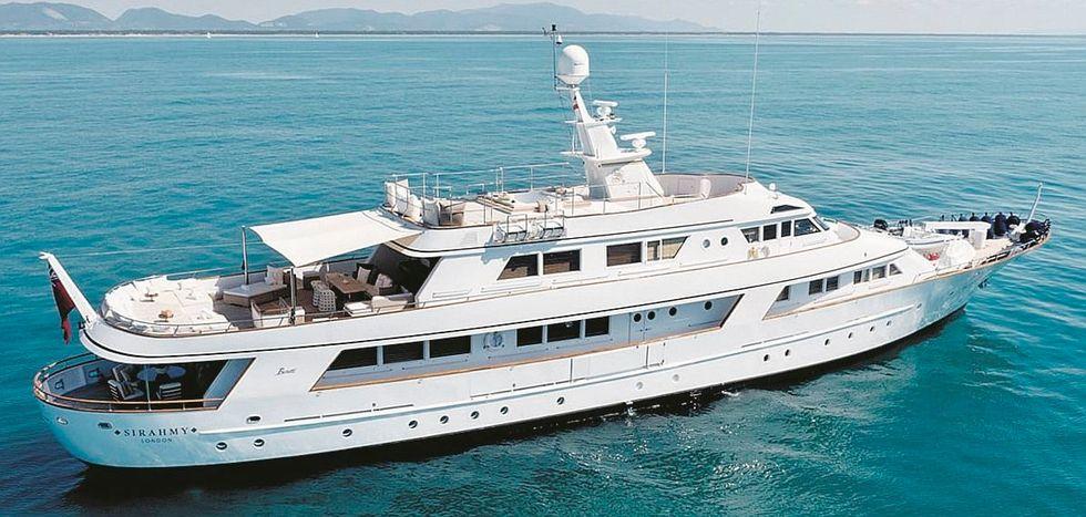 De Benedetti jr non paga, pignorato lo yacht
