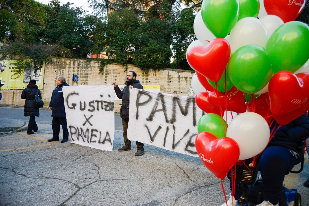 Chiesto l'ergastolo per Oseghale: stuprò e smembrò Pamela