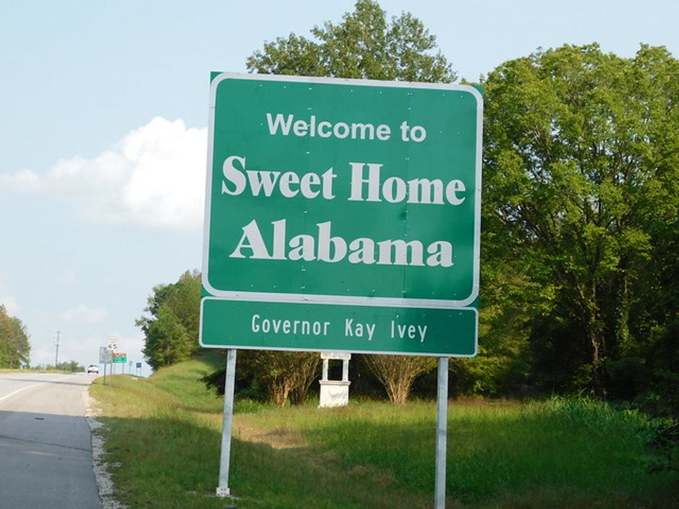 Strange Stories From Alabama