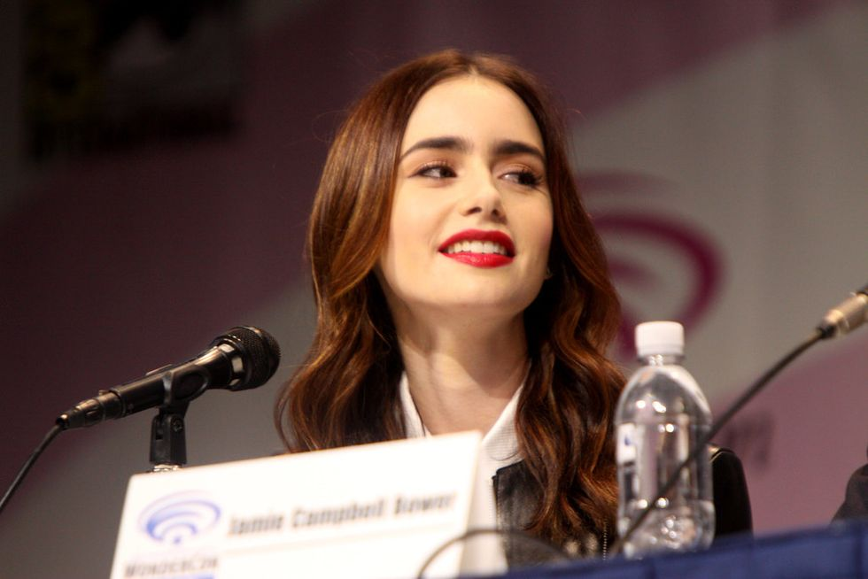 Lily Collins Is Literally Perfect, She's Earned Our Adoration