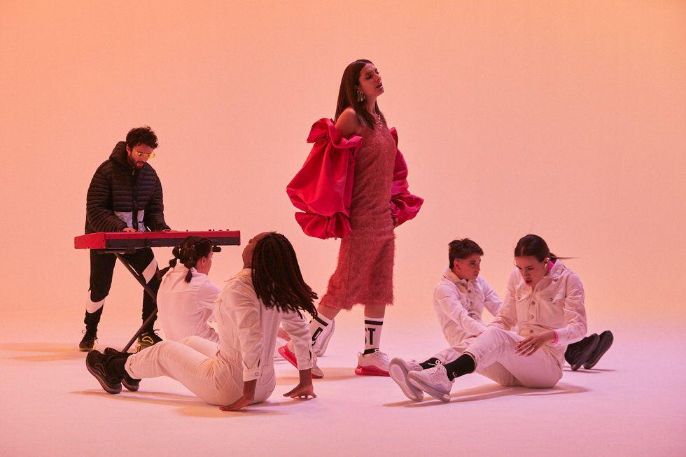 Delaporte como anoche nuevo videoclip look festivales 1