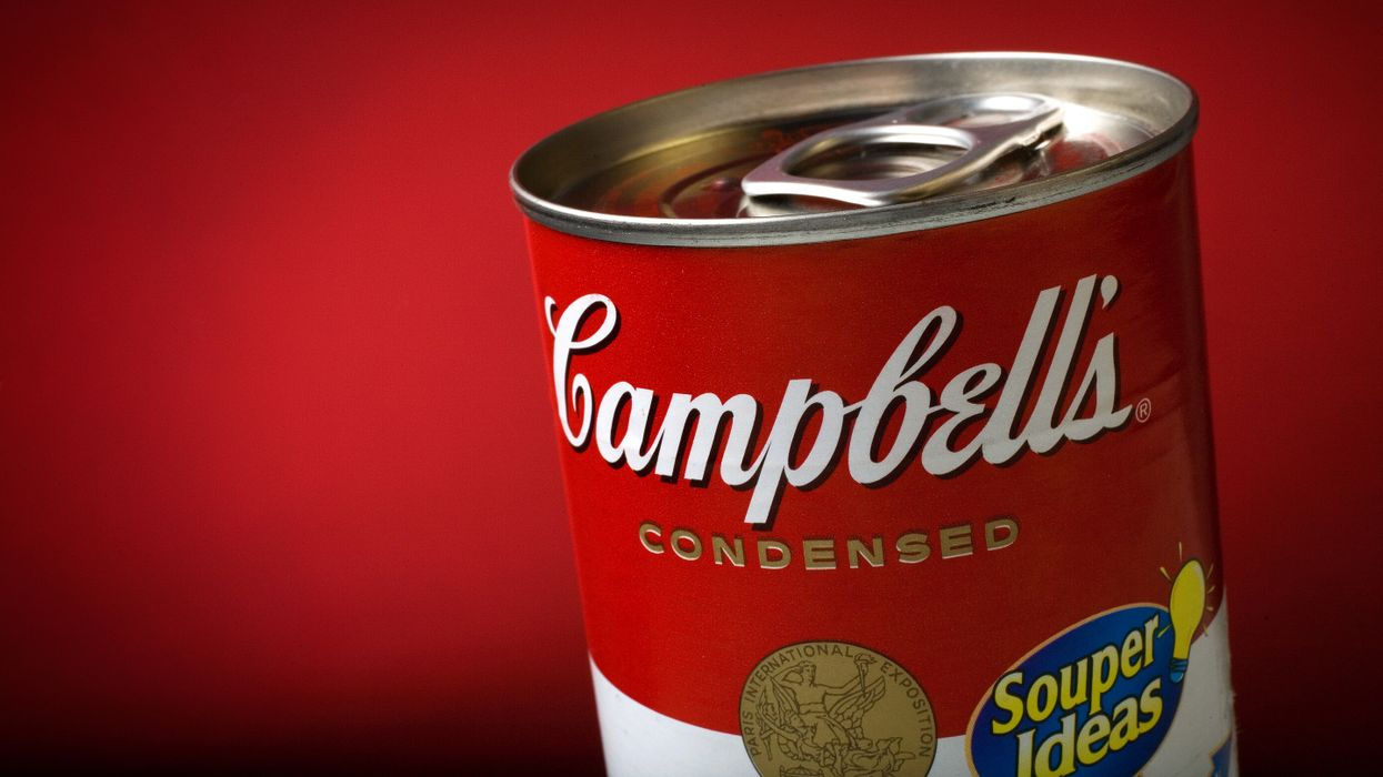 The strange genetic twist in Campbell's tomato soup