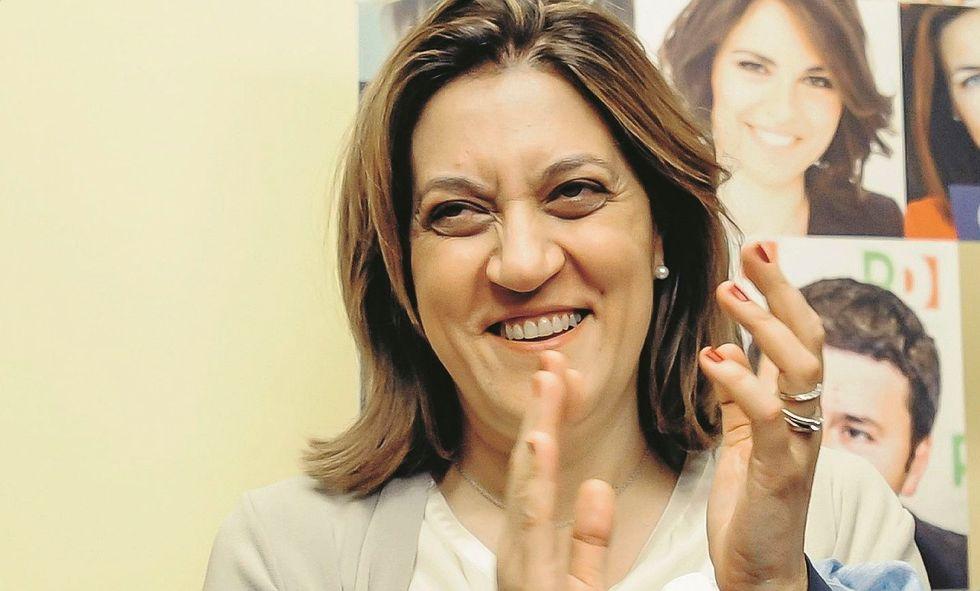 Congelate le dimissioni della Marini. Manovra renziana contro Zingaretti