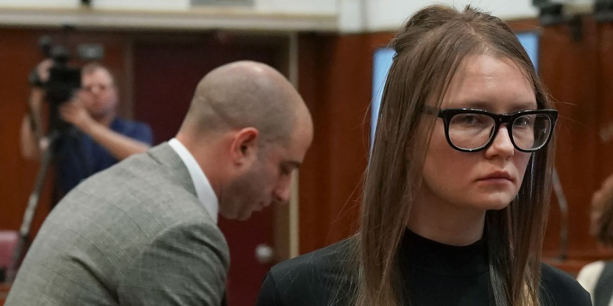 Anna Delvey Sentenced to 4-12 Years in Prison