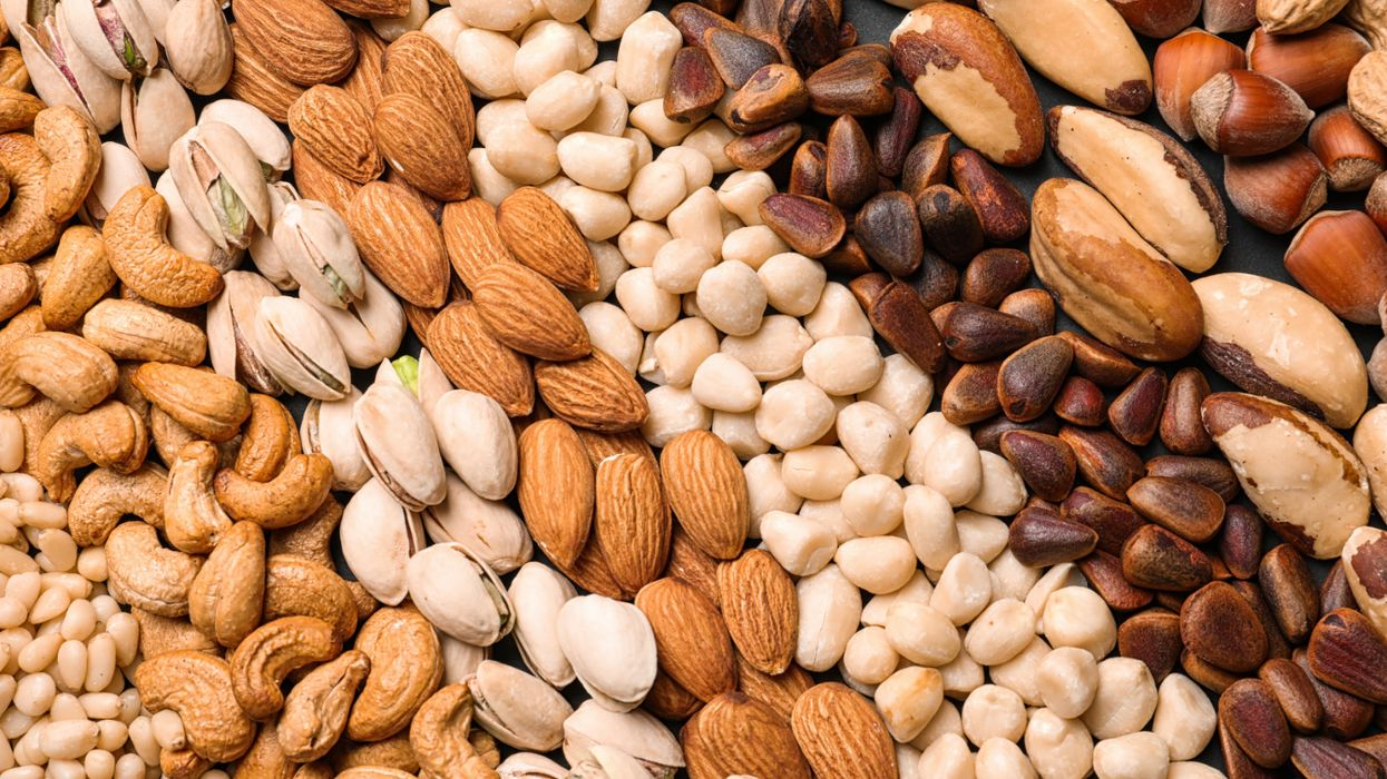 Eating nuts may boost fetal brain development