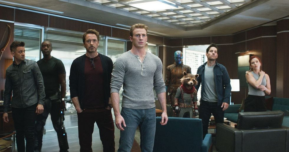 'Avengers: Endgame' Has Marvel Fans In All The Feels