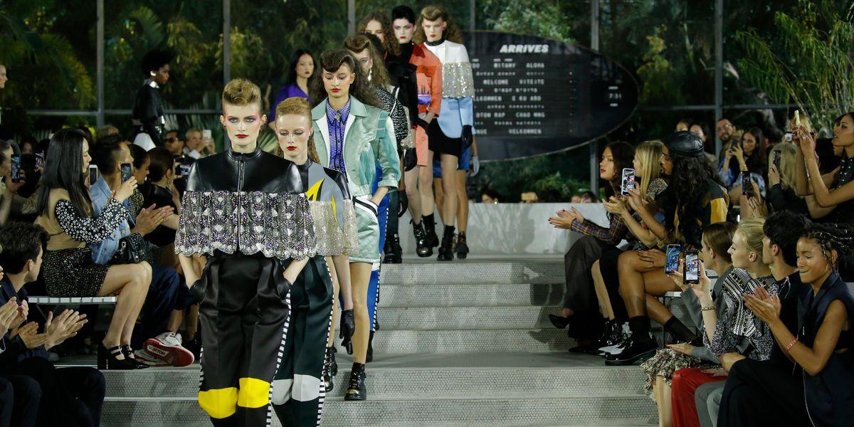 Louis Vuitton Revives the TWA Flight Center