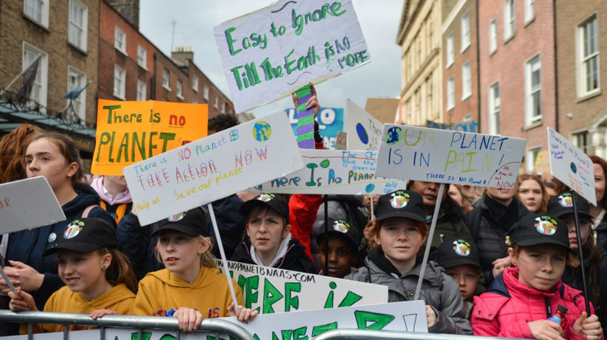 Ireland Becomes Second Country to Declare Climate Emergency