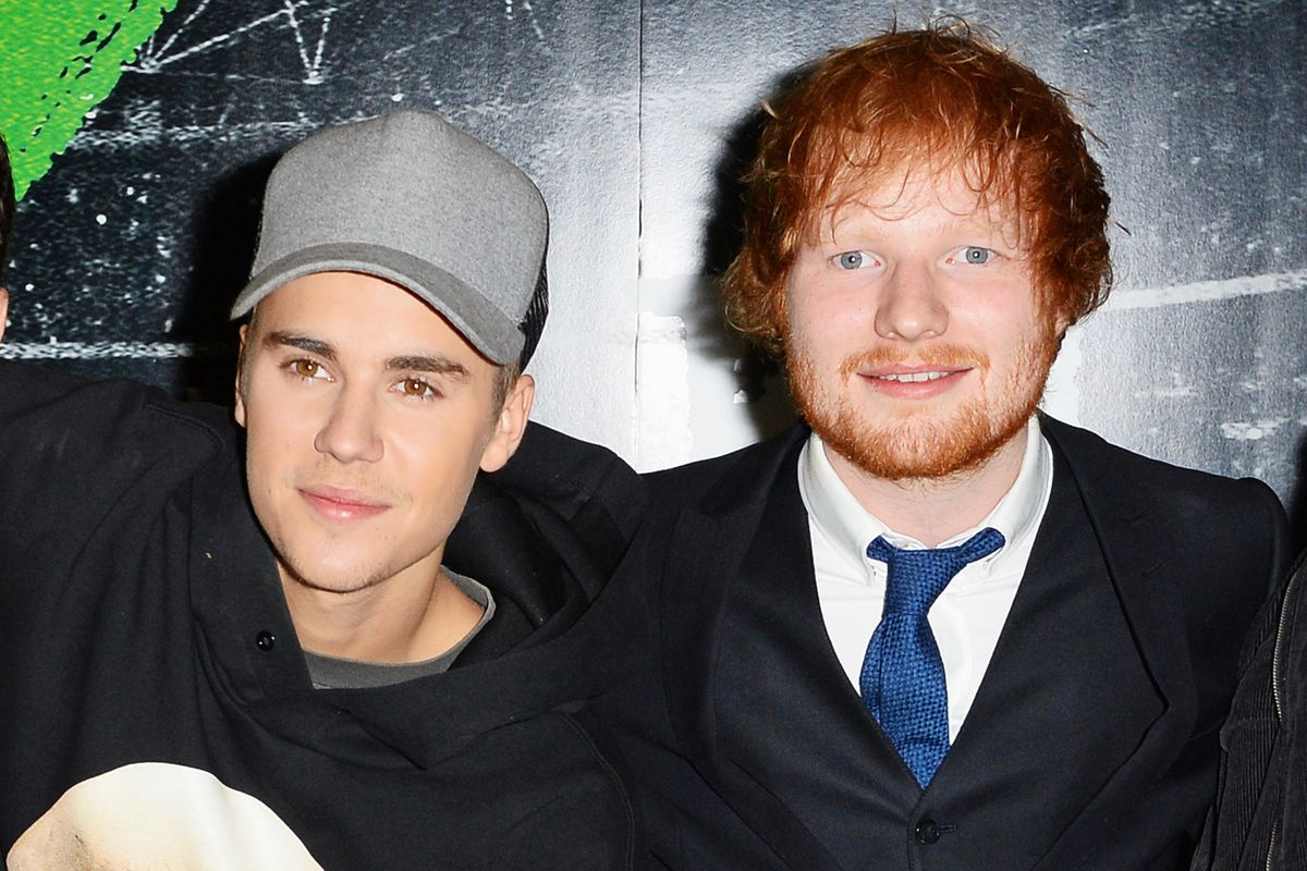 Listen to Justin Bieber and Ed Sheeran's Low-Key Summer Bop