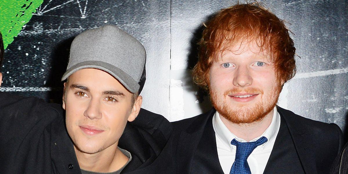 Listen to Justin Bieber and Ed Sheeran's Low-Key Summer Bop