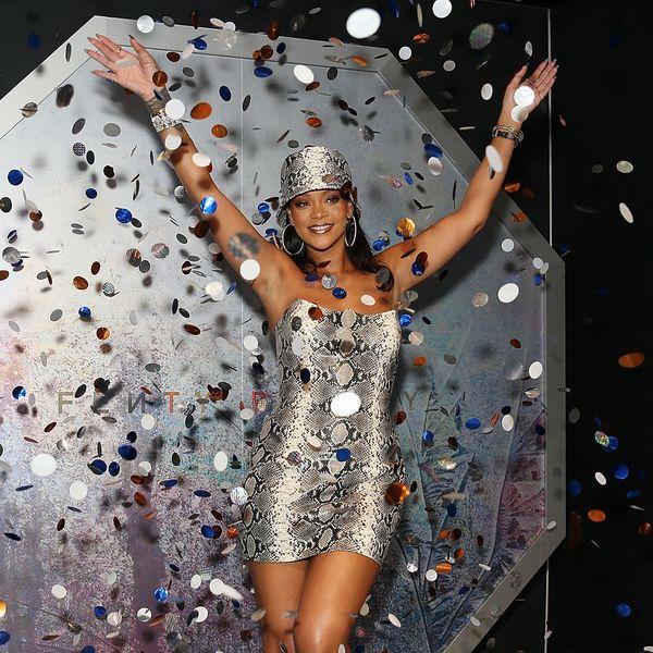 Rihanna's Fashion Brand Is Already Breaking Records